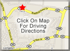 Click On Map For Driving Directions